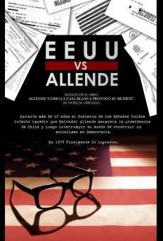 Ver película EEUU vs Allende