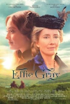 Effie Gray on-line gratuito