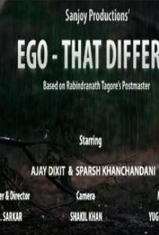 Ego - That Differs online free