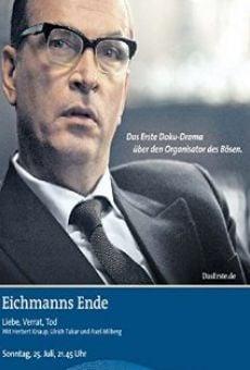 Eichmanns Ende on-line gratuito