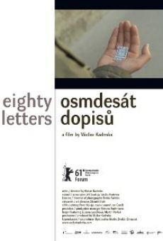 Ver película Eighty Letters