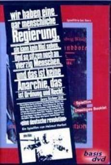 Eine deutsche Revolution online