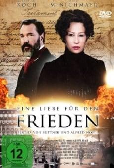 Ver película Eine Liebe für den Frieden - Bertha von Suttner und Alfred Nobel