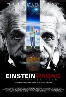 Película: Einstein Wrong: The Miracle Year