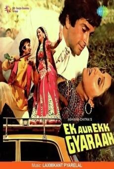 Ver película Ek Aur Ek Gyarah