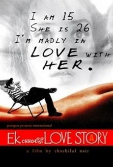 Ver película EK Chotti Si Love Story