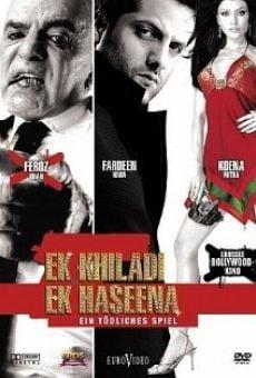 Ver película Ek Khiladi Ek Haseena
