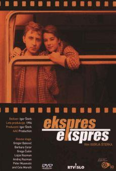 Ver película Ekspres, Ekspres