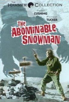 Il mostruoso uomo delle nevi online