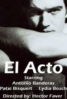 Ver película El acto