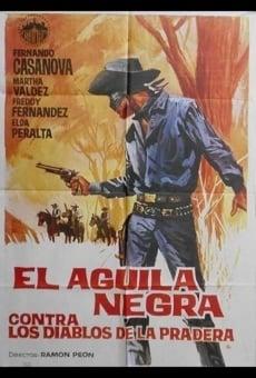 Ver película El águila negra vs. los diablos de la pradera