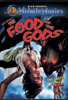Ver película El alimento de los dioses