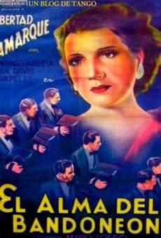 Ver película El alma del bandoneón