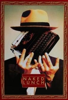 Ver película El almuerzo desnudo