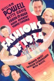 Fashions of 1934 en ligne gratuit