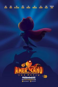 El Americano: The Movie online streaming