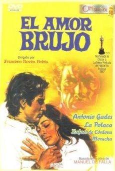 Ver película El amor brujo