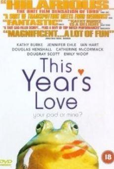 Ver película El amor de este año