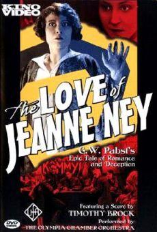 Ver película El amor de Jeanne Ney