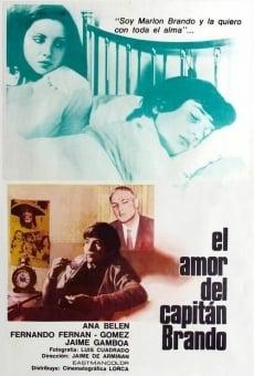 El amor del capitán Brando online