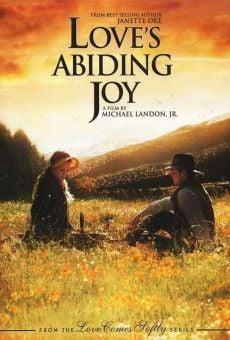 El amor dura eternamente (Love's Abiding Joy) online kostenlos