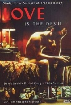 Ver película El amor es el demonio. Estudio para un retrato de Francis Bacon
