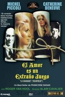 Ver película El amor es un juego extraño