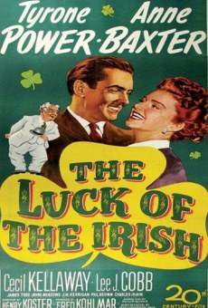 the luck of the irish online
