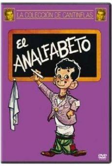 Ver película El analfabeto