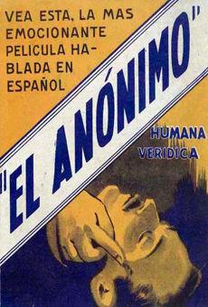 Ver película El anónimo