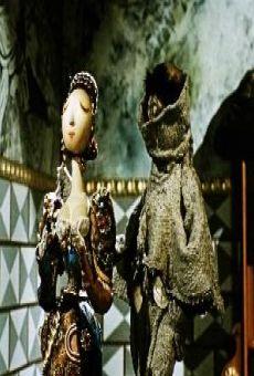 Archandel Gabriel a paní Husa