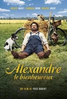 Alexandre, un uomo felice online