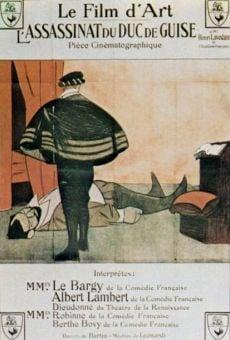 L'assassinat du duc de Guise on-line gratuito
