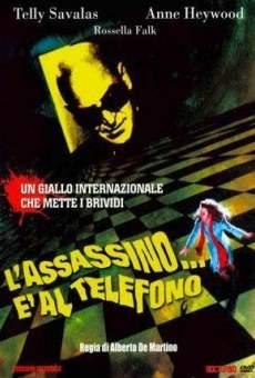 Ver película El asesino está al teléfono