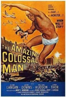 Ver película El asombroso hombre creciente