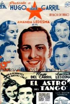 Ver película El astro del tango