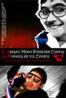 El astuto mono Pinochet contra la moneda de los cerdos
