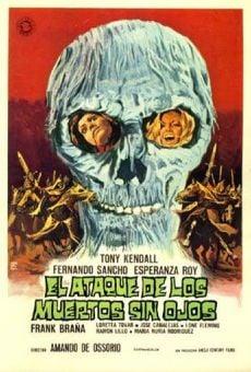 Ver película El ataque de los muertos sin ojos