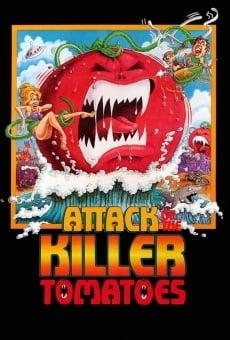Ver película El ataque de los tomates asesinos