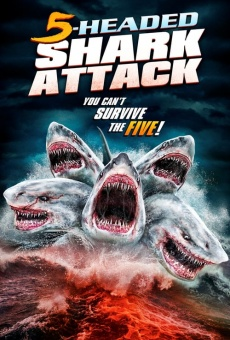 5 Headed Shark Attack gratis