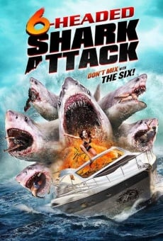 6 Headed Shark Attack online streaming