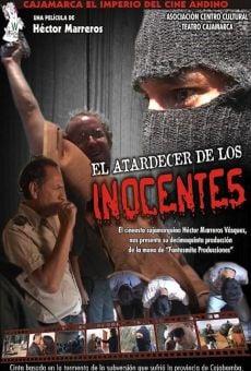 El atardecer de los inocentes