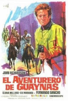 Ver película El aventurero de Guaynas