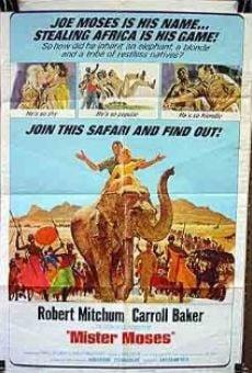 Ver película El aventurero de Kenya