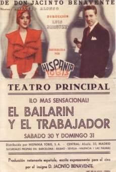 Ver película El bailarín y el trabajador