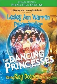 The Dancing Princesses on-line gratuito