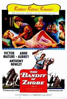 Ver película El bandido de Zhobe