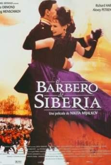 Ver película El barbero de Siberia