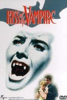 Ver película El beso del vampiro