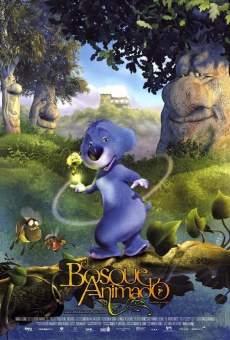 Ver película El bosque animado, sentirás su magia